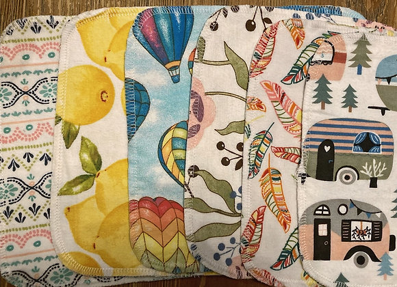 Summer Vibes Washcloth Set