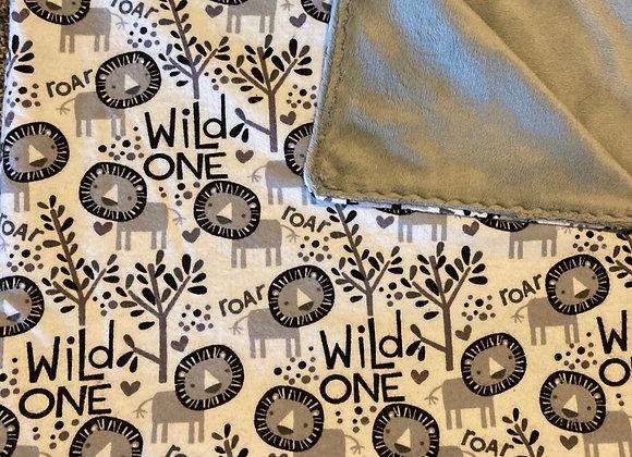 Wild One Blanket