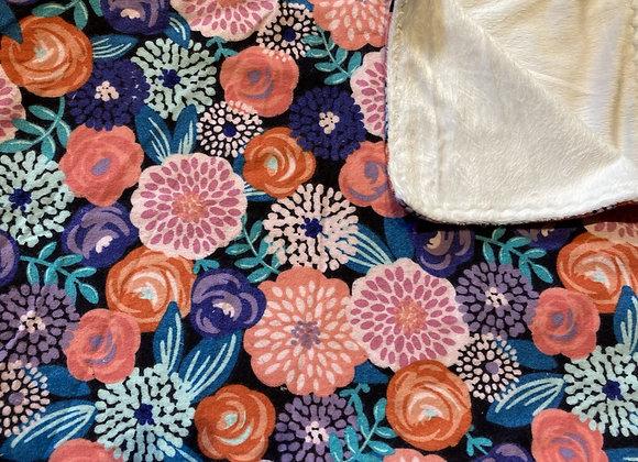 Floral Pods Blanket