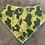 Thumbnail: Green Camp Bandana Bib