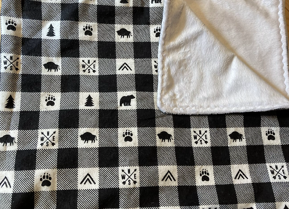 Buffalo Boone Blanket