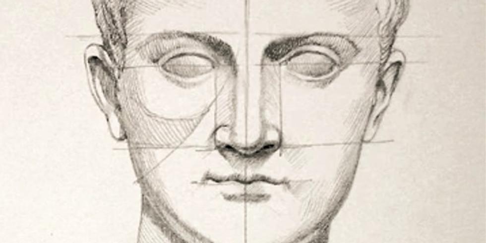 Il Ritratto - Lez.1 - La costruzione del viso