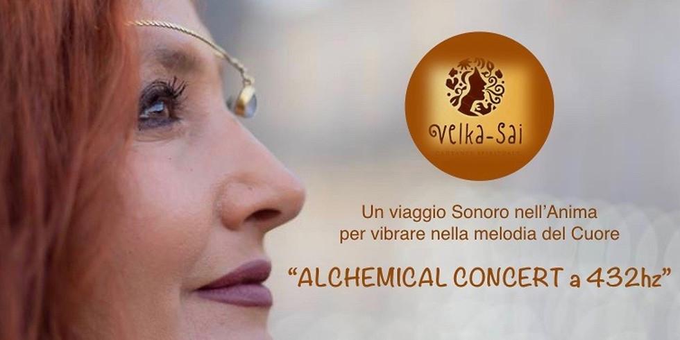 Alchemical Concert a 432hz - Raccolta fondi