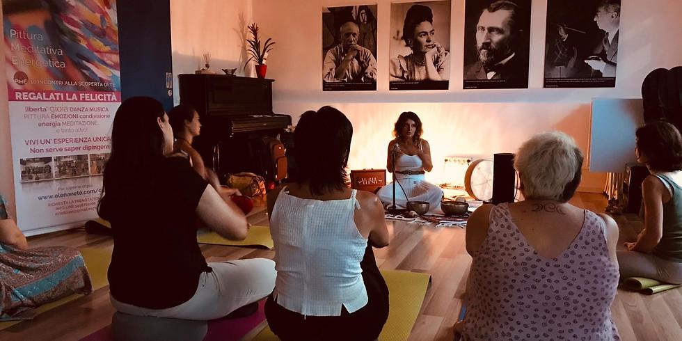 Workshop di Canto Meditativo sui 7 Chakra