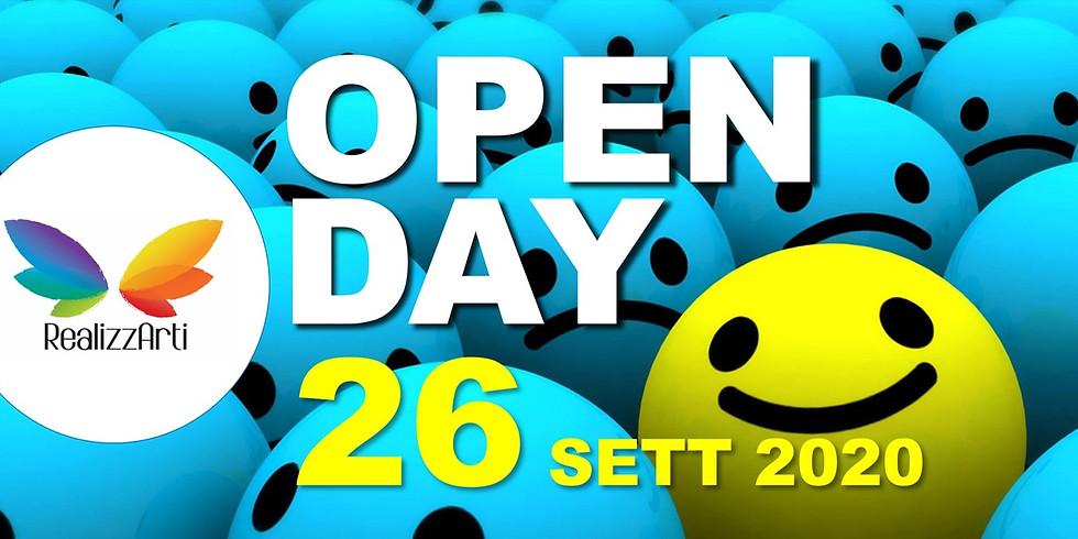OPEN DAY 2020 - Una giornata intera di attività a ingresso libero