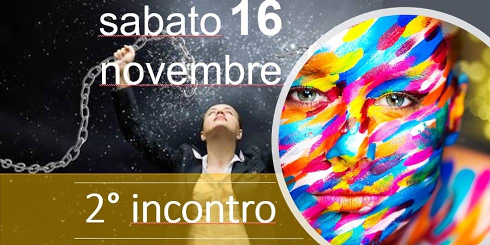 """Pittura Meditativa Energetica - """"Rompere le catene"""" - 16 novembre"""
