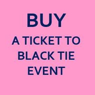 Black Tie Event TICKET