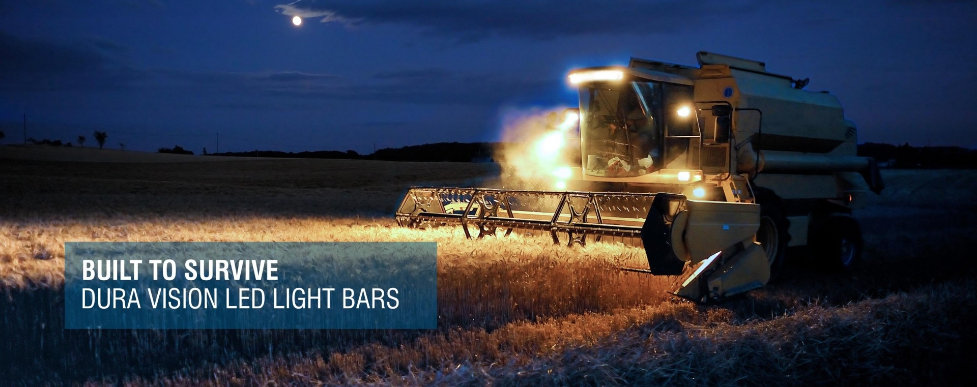 Agriculture - LED Light Bars