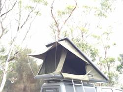 Alu tent 1