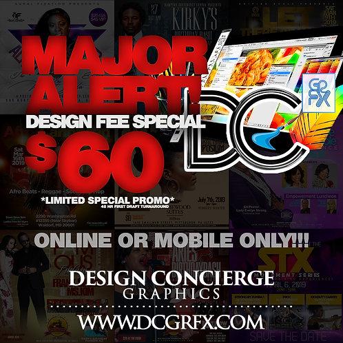 Design Fee Special