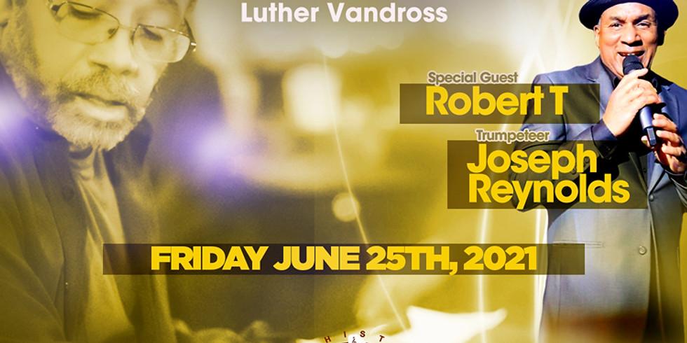 Nat Adderley Jr  (music director for Luther Vandross) along with Robert T