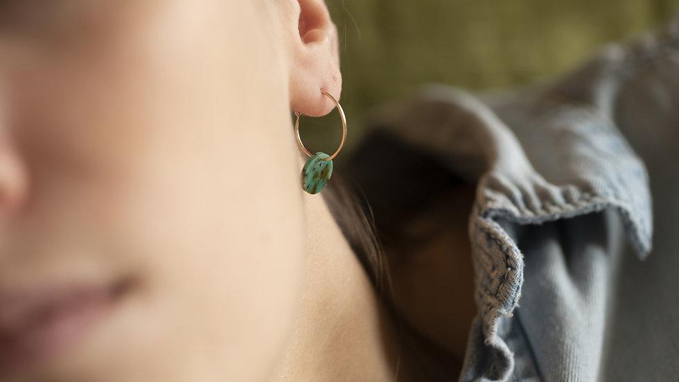 Boucles d'oreilles Évora