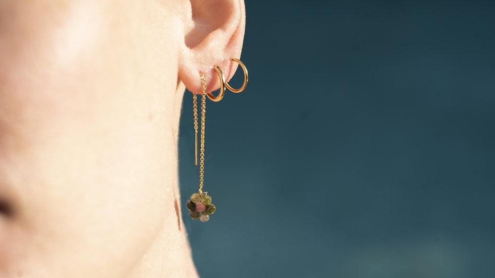 Boucles d'oreilles Roccapina