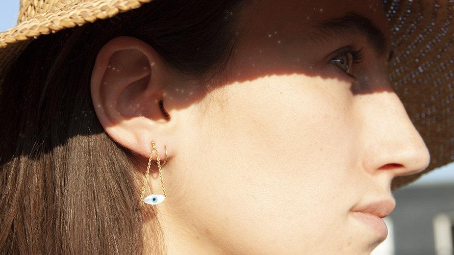 Boucles d'oreilles Ischia