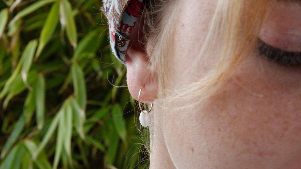 Boucles d'oreilles Balandra