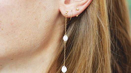 Boucles d'oreilles Whiteheaven