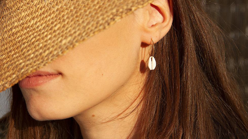 Boucles d'oreilles Cozumel
