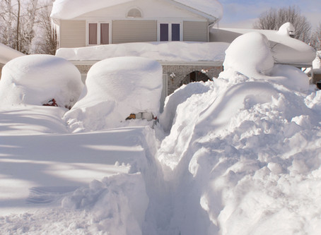 The 12G Away from Home Snow Removal System™ That Protects Your Property While You Are Away!
