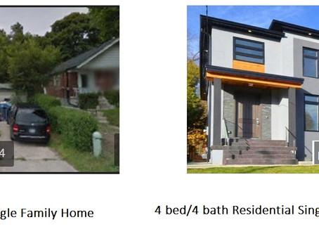 Housing Developers are Helping Toronto Neighborhoods to Evolve: Part 1