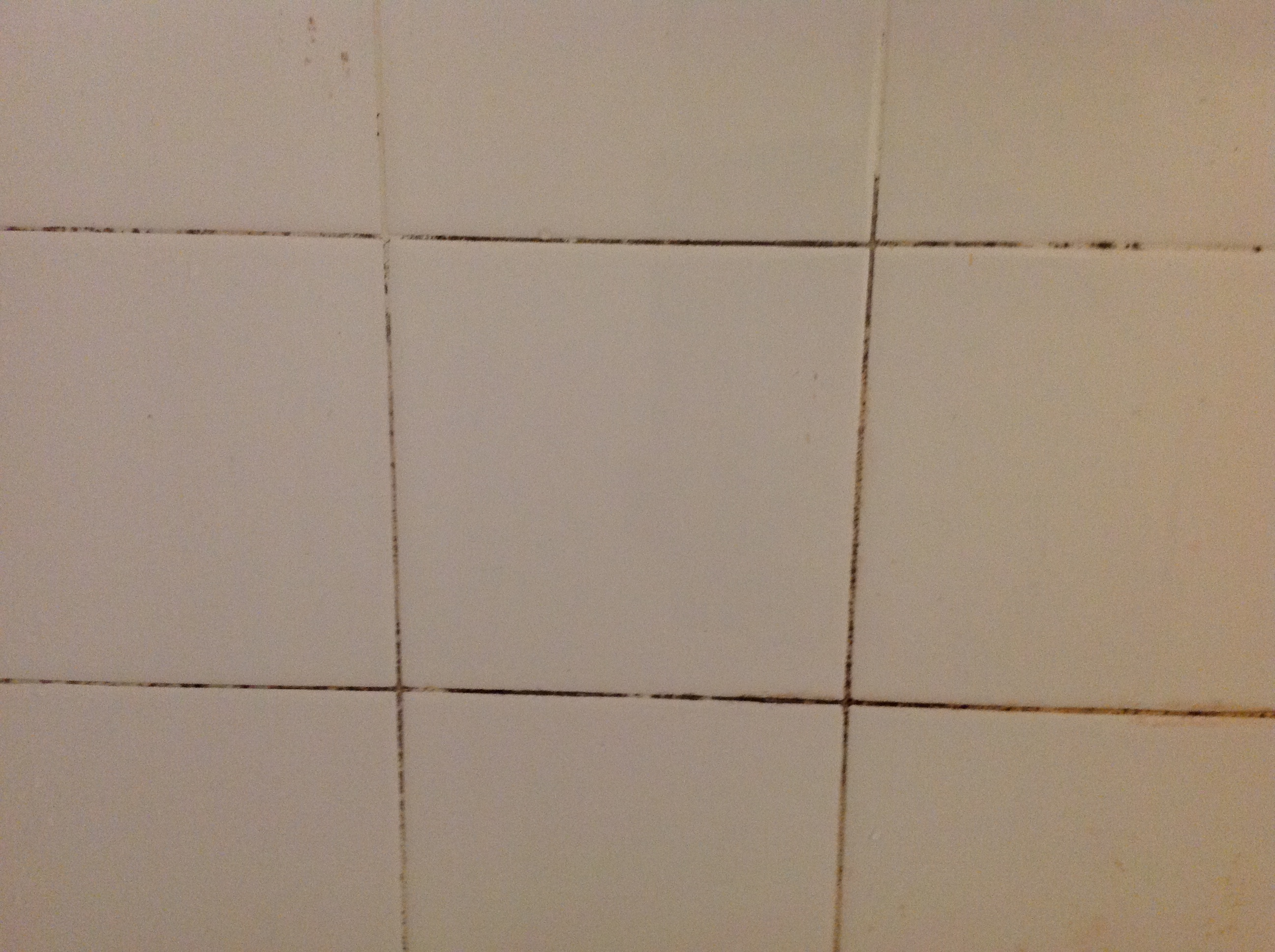 tiles - before