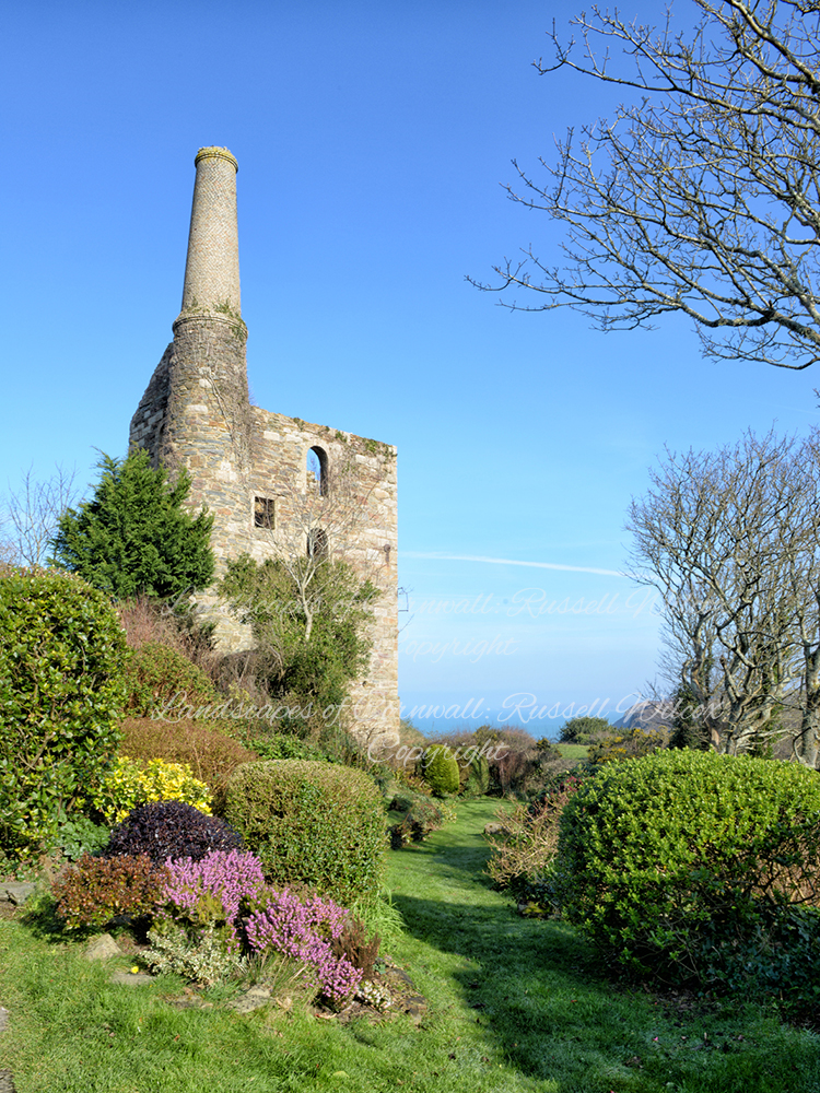 St Agnes Tin Mine