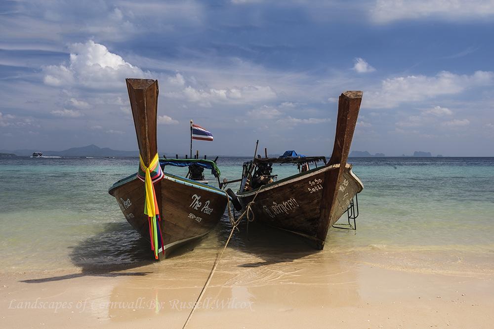 Two Longboats