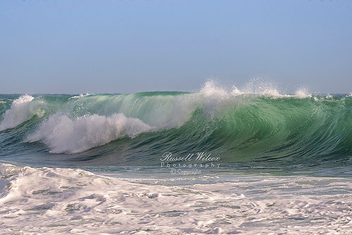 Beauty of waves