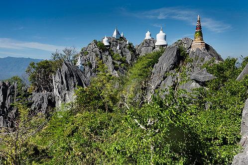Wat Chalermprakiat At Laprang Province (Thailand)