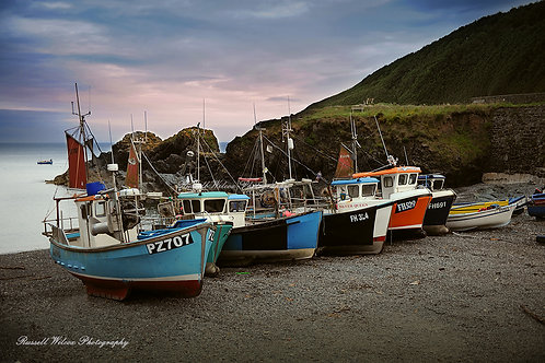 Cadgewith Cove