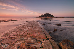 St Michael's mount sunrise