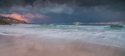 Sennen storm