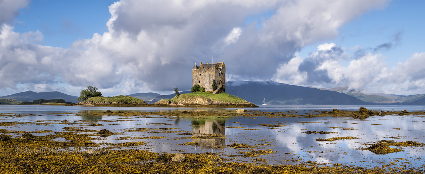 Scotlands Castle Stalker