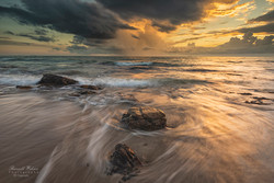 Tides flow