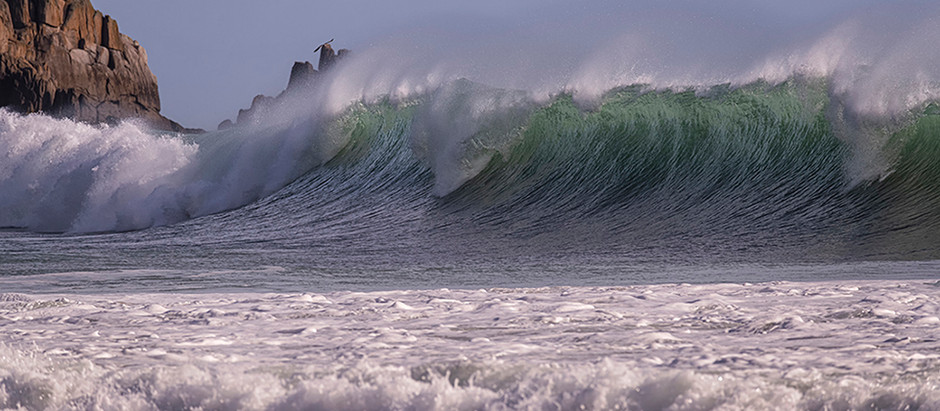 Wave chasing....