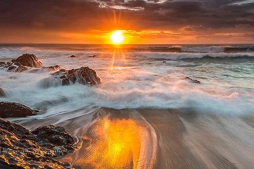 Cornwalls rugged coast