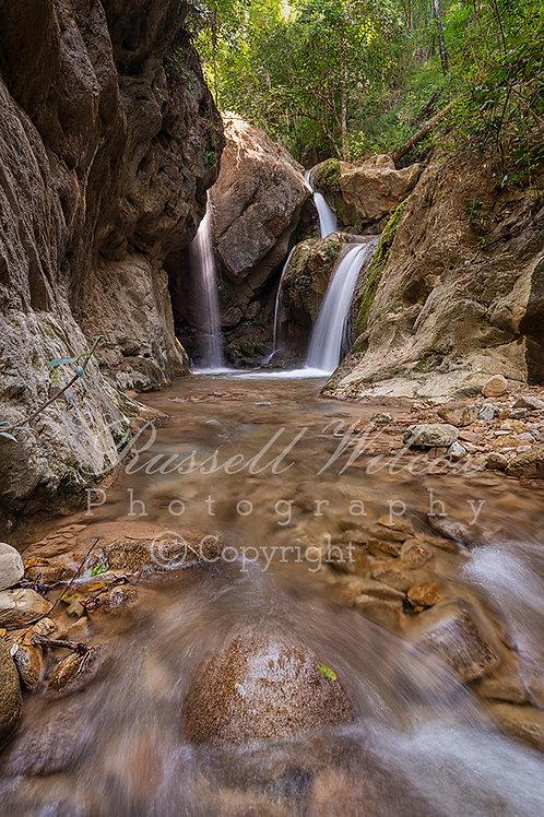 Hua Chang Waterfall