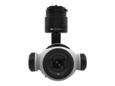 DJI Introduces Their First Camera with Optical Zoom Lens