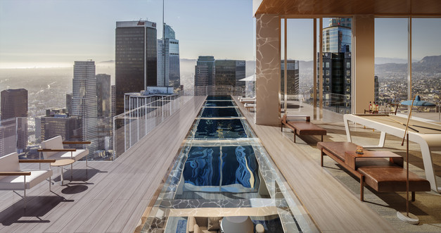 Rendering by: Arquitectonica