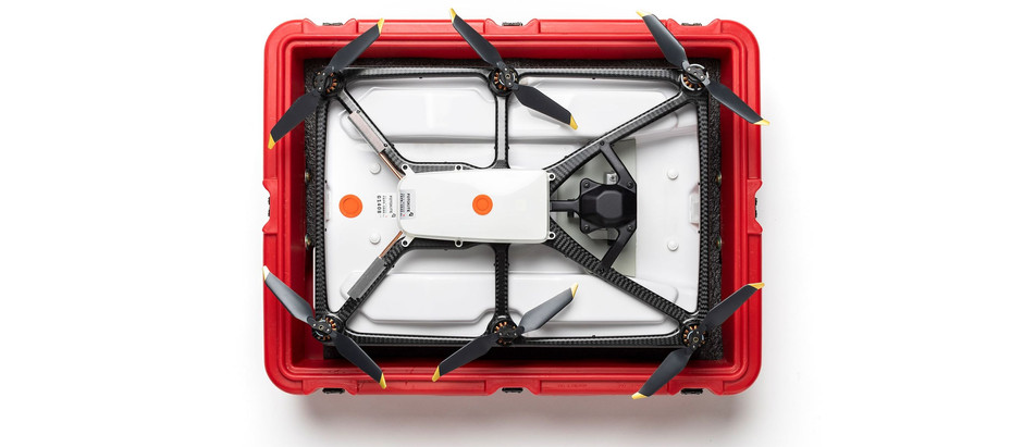 Fotokite Sigma Tethered Drone Wins Gold at iF Design Awards – Great news for First Responders