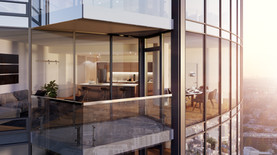 Rendering by: Transparent House