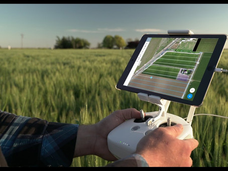 DroneDeploy Launches Instant Drone Mapping for Agriculture - Fieldscanner