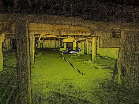 Exyn Technologies develops an autonomous drone that operates deep underground