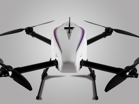 Hybrid Drone Shatters Flight Time Record