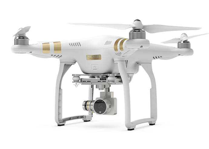 DJI Phantom 3 Professional quadcopter drone