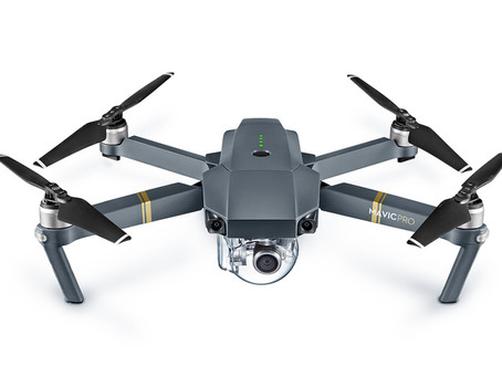 DJI's Mavic Pro Gets Rave Reviews, Wobbly First Flight