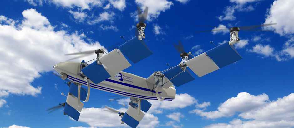 AAC Releases New MultiRotor Drone