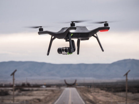 New 3DR Solo drone will make you think twice before buying that Phantom 3
