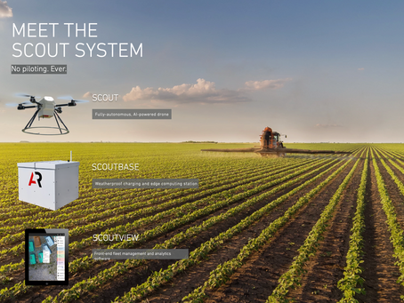 Fully Automated Commercial Drone Flights Approved by FAA