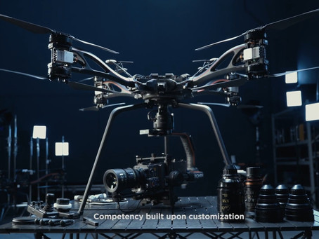 DJI Wows the World Once Again