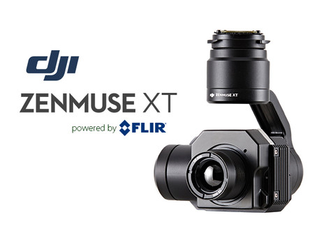 DJI XT Flir to Change The Way Thermal Imagery is Used